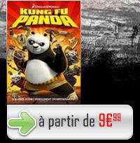 Kung Fu Panda DVD