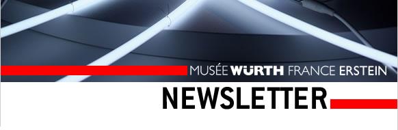 Newsletter-Musée Würth France Erstein