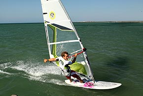 Margarita windsurf