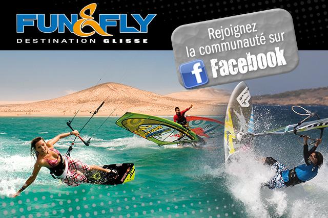 Facebook Fun & Fly Glisse