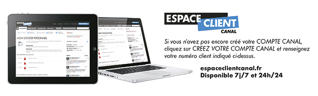 Canalsat espace client resiliation for Liste chaine canalsat grand panorama pdf