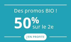 -50% sur le 2e yahourt BIO !