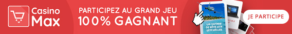 Participez au jeu Casino Max 100% gagnant !