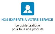 Nos experts à votre service