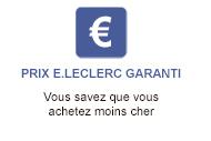 Prix E.Leclerc Garanti