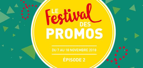 le festival des promos